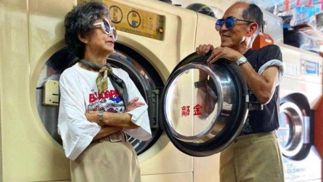 Пожилая пара из Тайваня создает из потерянных вещей наряды лучше, чем у модельеров