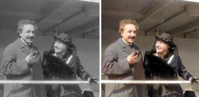 Старинные фотографии, которые умельцы смогли восстановить