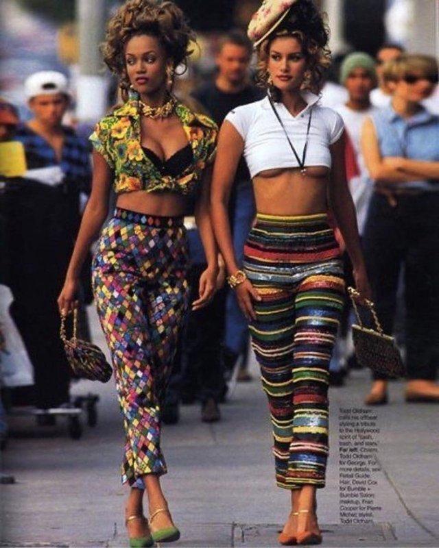 Красотки из 90-х