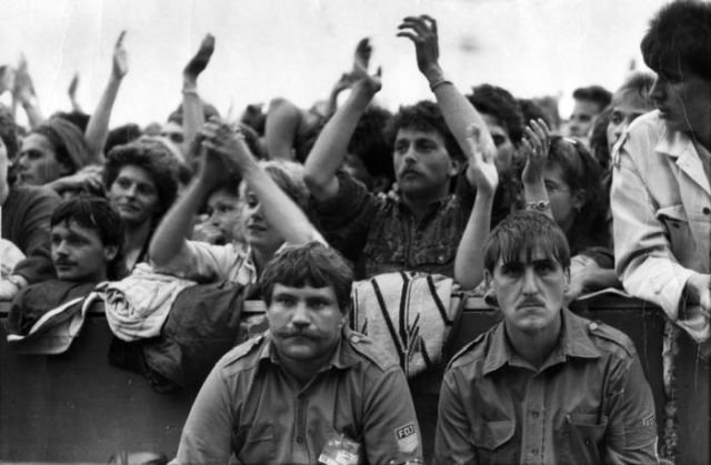 Члены союза свободной немецкой молодежи