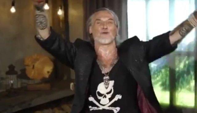 Никита Джигурда записал видео в поддержку Сергея Фургала