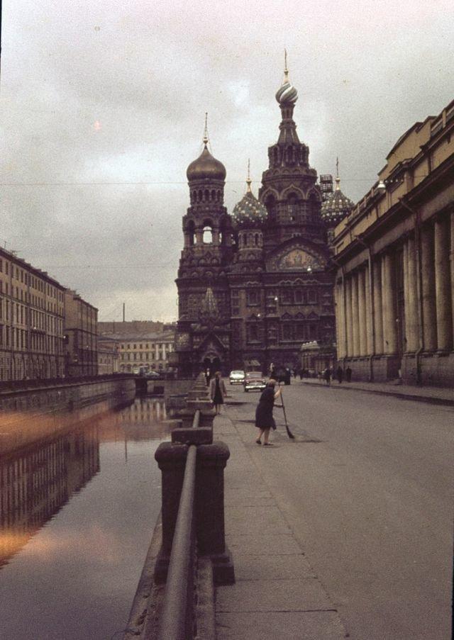 Интересные исторические фотографии Ленинграда