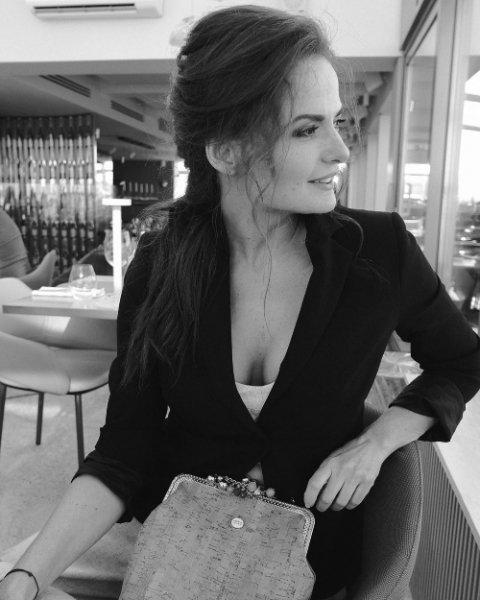 """Елена Ландер - горячая телеведущая, которая покидает """"Россию 1"""""""