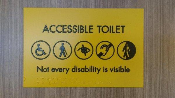 скрытая инвалидность