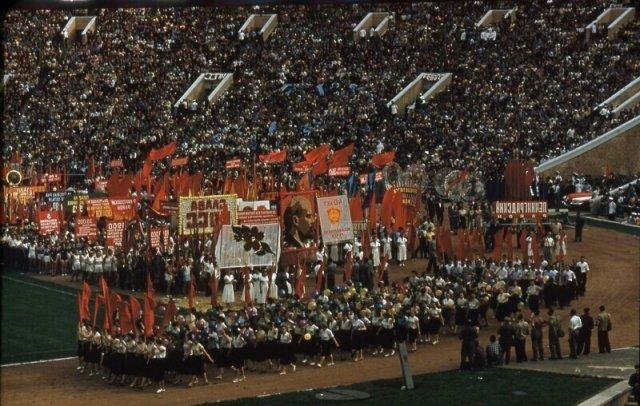 Фотографии времен Советского Союза