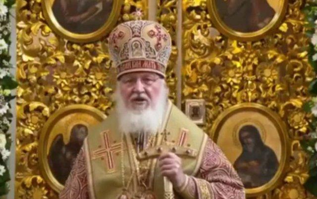 Патриарх Кирилл заявил, что у него нет богатств