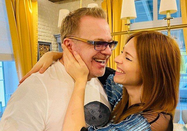 СМИ: Наталья Подольская и Владимир Пресняков-младший ждут ребенка