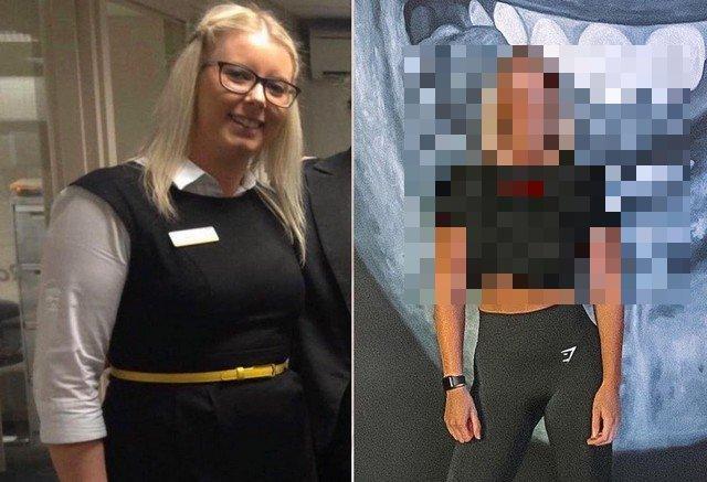 Кирстен Айсбетт отомстила бывшему мужу, который бросил ее из-за лишнего веса