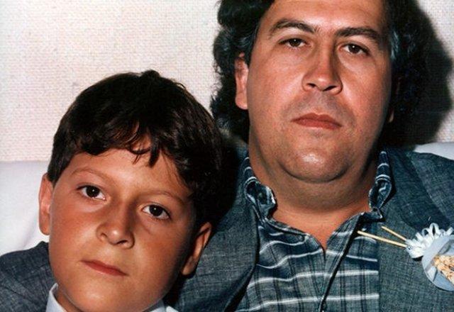 Сын Пабло Эскобара Роберто заявил, что у него есть ключ, который поможет найти сокровища отца