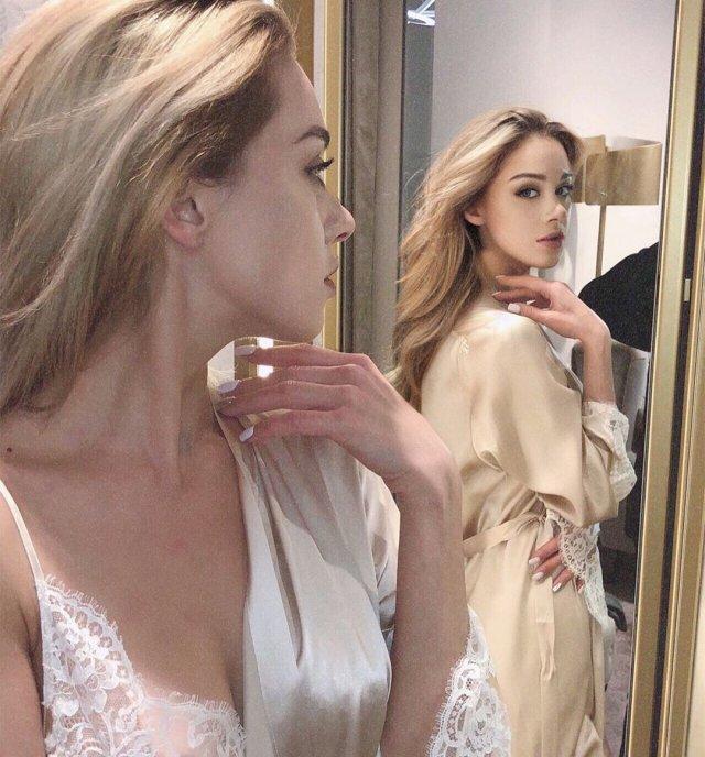 Юлия Франц - актриса, которая покорила сердце Павла Прилучного