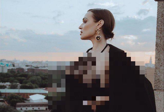 Алена Водонаева показала оголенное фото в социальных сетях
