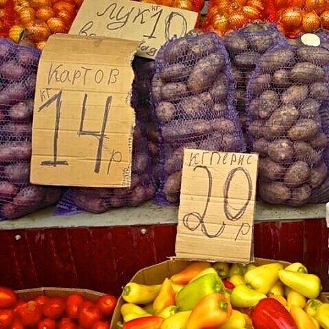 Забавные ошибки, которые можно встретить на продуктовом рынке