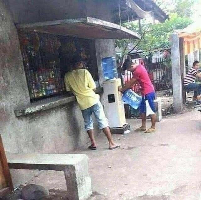 Пост про жадность и любителей халявы