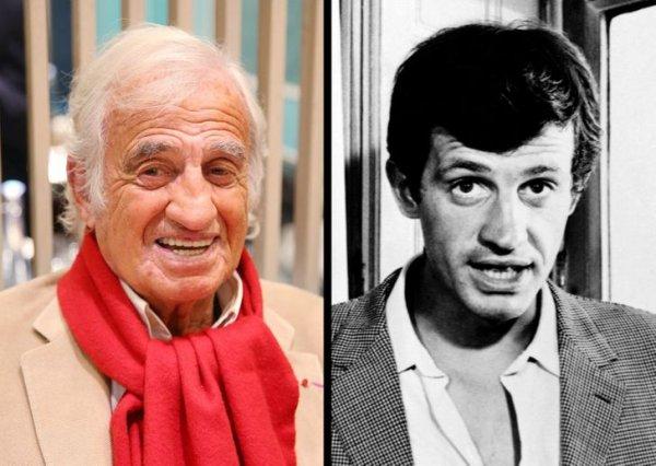 Жан-Поль Бельмондо, 87 лет и 31 год