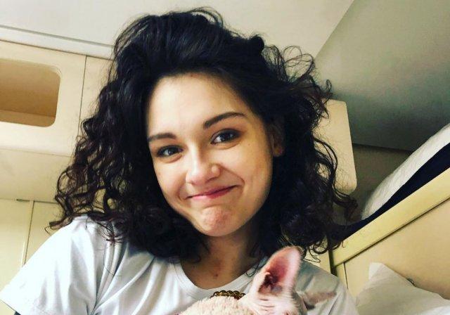 Посмотрите, как выросла дочь Любови Толкалиной и Егора Кончаловского - Мария