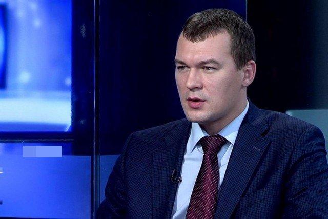 Первый шаги на посту губернатора: Михаил Дегтярев отменил запрет чиновникам Хабаровска на полеты биз