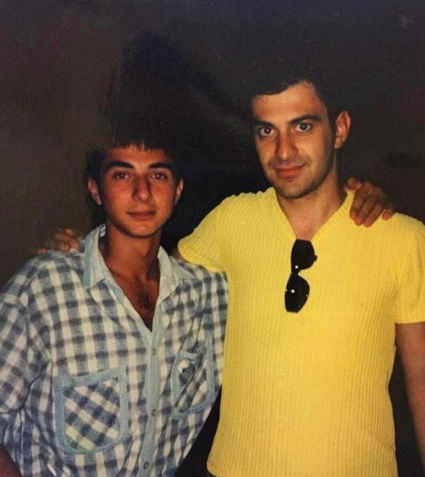Гарик Мартиросян, Демис Карибидис, 1997 год
