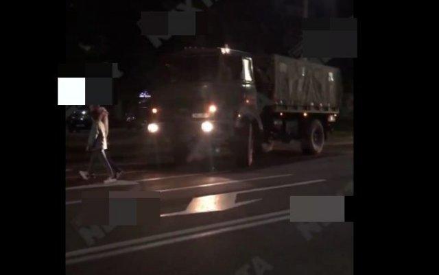 """""""Я никого не буду бить!"""": Военные поддерживают протесты в Белоруссии"""