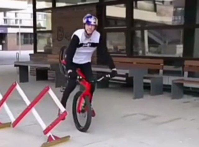 Когда не знаешь, как правильно использовать велосипед