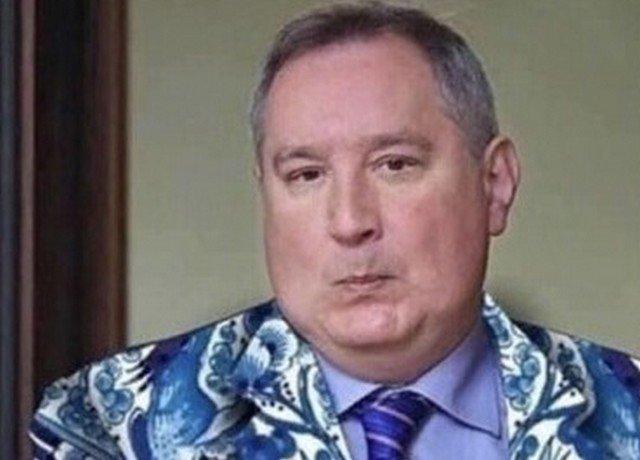 Шутки и мемы про предложение Дмитрия Рогозина разукрасить русские корабли