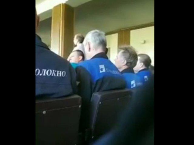 У рабочих завода в Гродно спросили, кто из них голосовал за Светлану Тихановскую