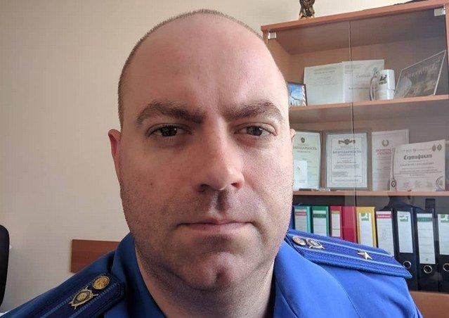 Офицер Следственного комитета Беларуси Игорь Лобан выступил против беспредела силовиков