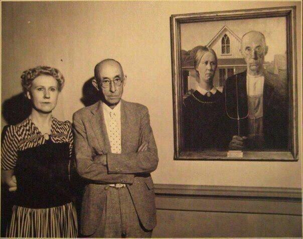 Винегрет исторических фотографий
