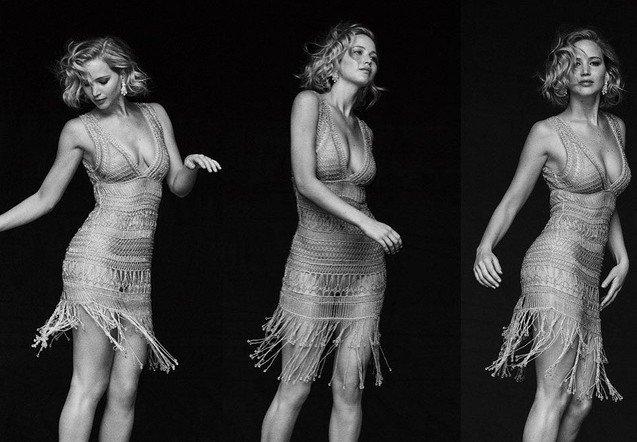 Дженнифер Лоуренс - самая независимая актриса Голливуда