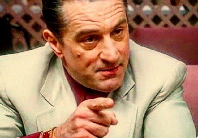 Роберту Де Ниро - 77! Актер, превративший кино в искусство