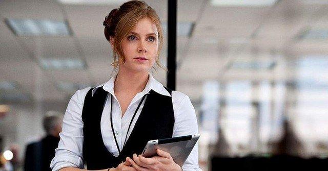 Эми Адамс - девушка, покорившая даже Супермена