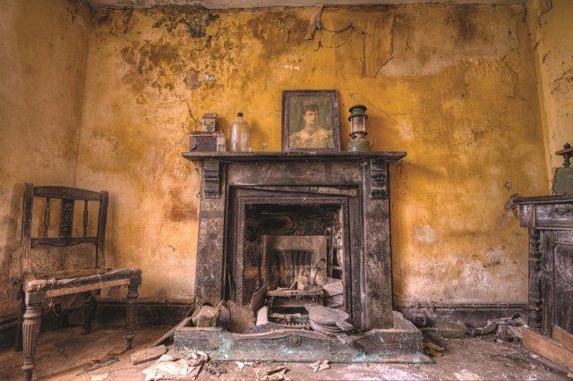 Заброшки Великобритании в работах фотографа Саймона Сагдена