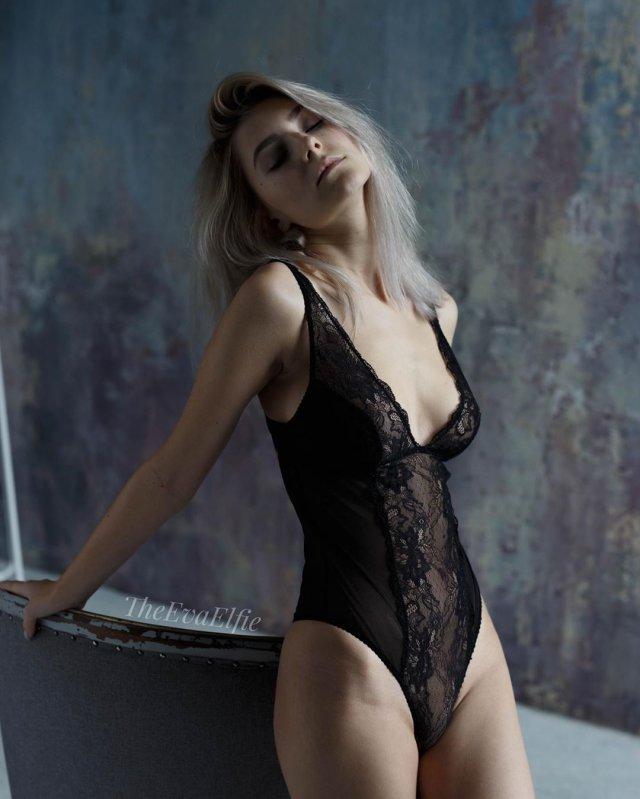 Ева Элфи (Eva Elfie) – актриса, которая популяризирует порно для зумеров