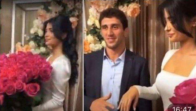 Чемпион мира по вольной борьбе Заурбек Сидаков женился на эскортнице