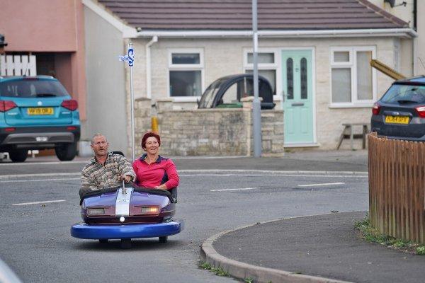 Британец купил себе классный автомобиль всего за 30 фунтов