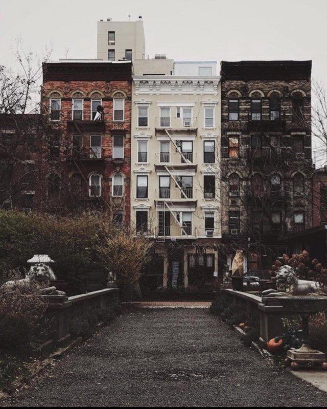 Атмосферные фотогрфии Нью-Йорка - города, который никогда не спит
