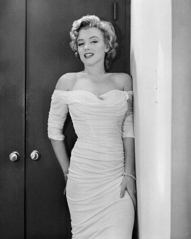Редкие архивные фотографии Мэрилин Монро