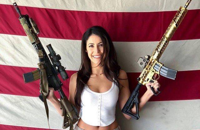 Анна Паулина Луна - член Республиканской партии США