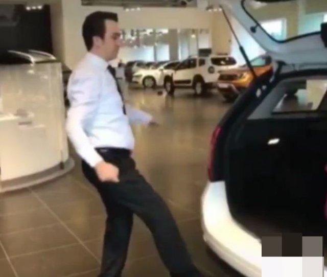 Когда хочешь, чтобы в машине были новые технологии