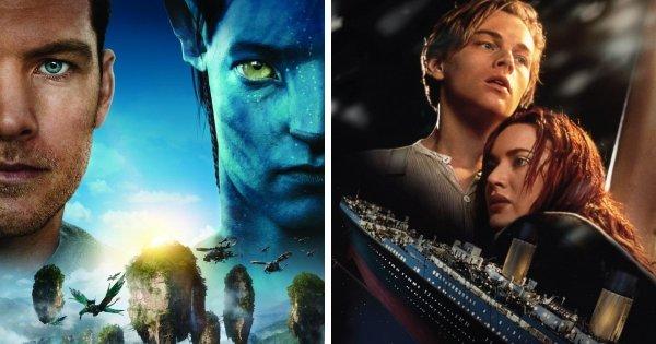«Аватар» и «Титаник»