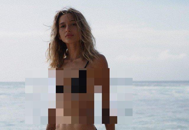Пользователи сравнили фотографии Кристины Шелест в ее Instagram и чужом