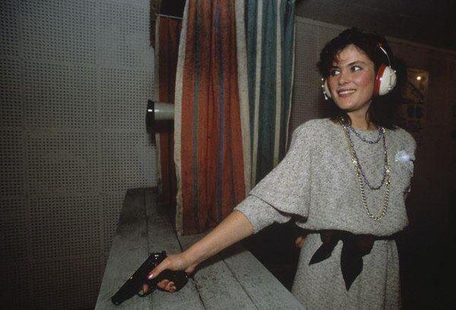 Мисс КГБ-1990 — Екатерина Майорова