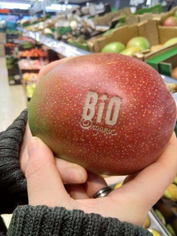 Штамп для фруктов