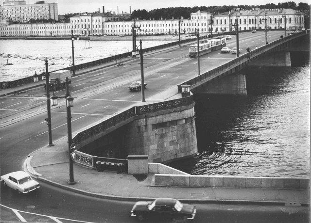 Литейный мост~1980 г.