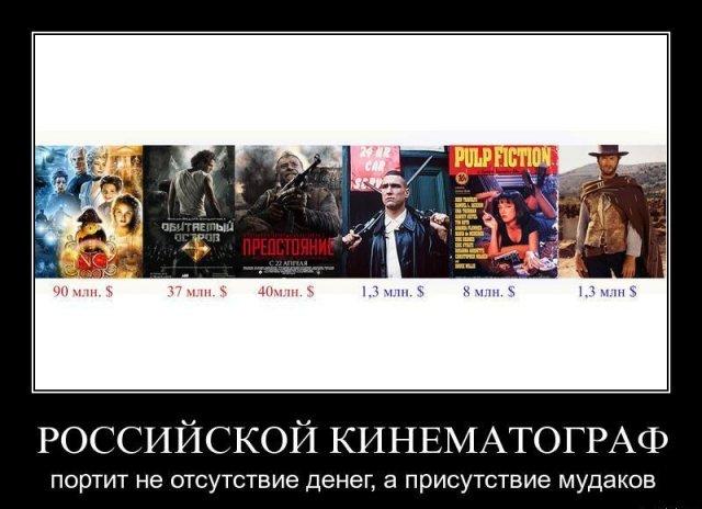 Юмор российского кино
