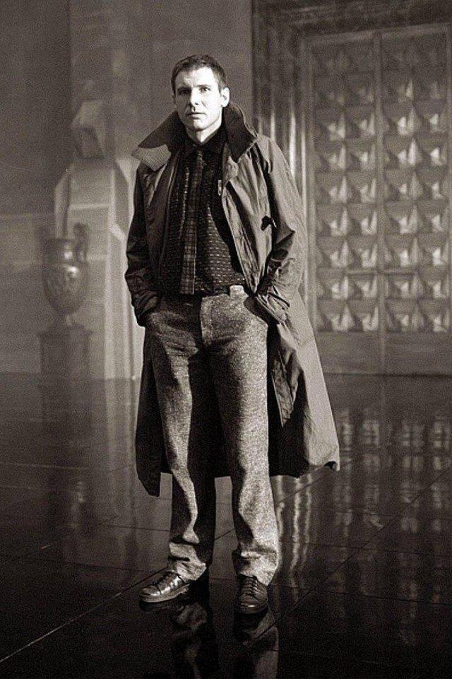 Харрисон Форд, 1982 год.