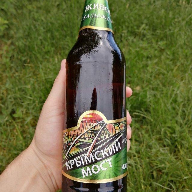 пиво крымский мост