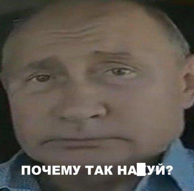 """Владимир Путин на трассе """"Таврида"""" - возмущается"""