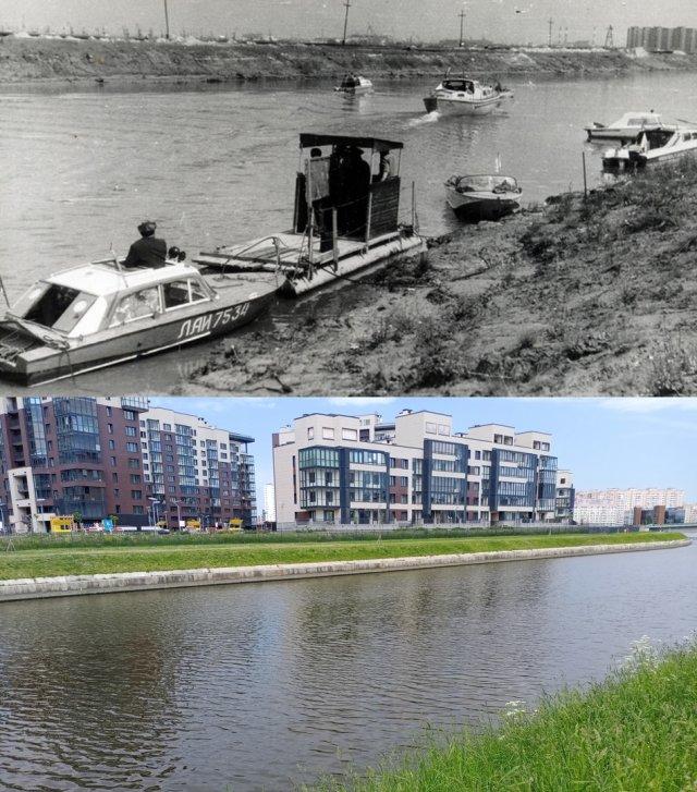 Матисов каналПрошлый век и 2020 г.