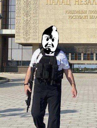 Александр Лукашенко с автоматом - мемы