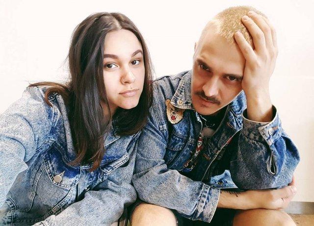 Little Big Илья Прусикин (Ильич) разводится с женой Ириной Смелой (Tatarka)